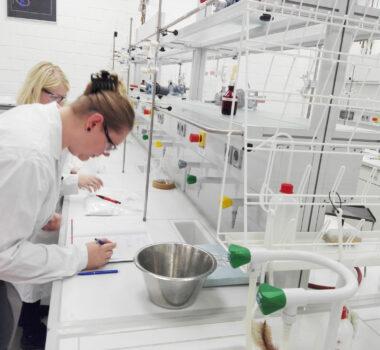 Ausbildung Chemielaborant