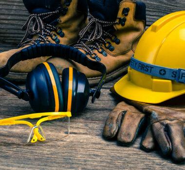 Arbeitssicherheit und -schutz