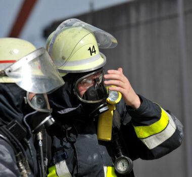 Brand- und Atemschutz