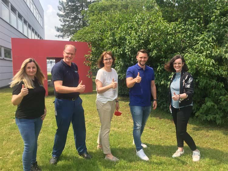 Neuer Betriebsrat in der Rhein-Erft Akademie. Die Mitarbeiter:innen haben gewählt