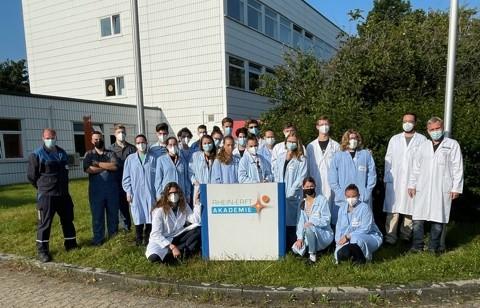 Erfolgsprojekt Erasmus+